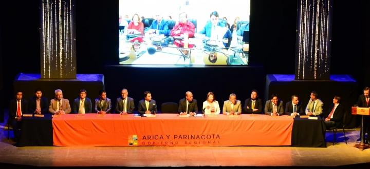 Arica y Parinacota celebró 12° aniversario asumiendo desafíos para su crecimiento