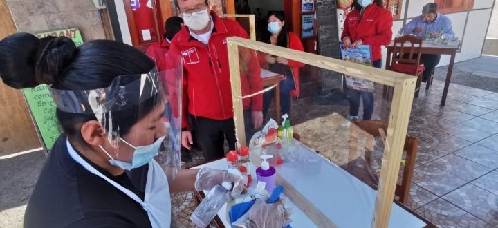 A días de Fiestas Patrias Cuya demuestra cómo avanzan las localidades rurales en su desconfinamiento
