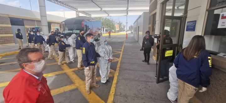 Gobierno reanuda procesos de expulsión de extranjeros que habían sido suspendidos por pandemia de Covid-19