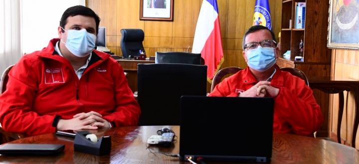 Primer Consejo Exportador de la Macrozona Norte: Autoridades del norte del país analizan desarrollo agrícola y de exportaciones