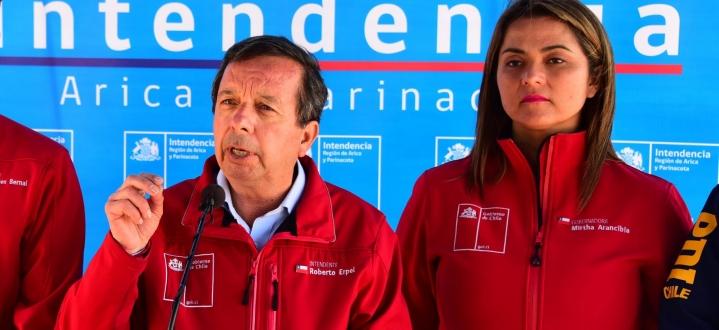 Gobierno: Servicios estratégicos de Arica y Parinacota funcionaron durante el paro