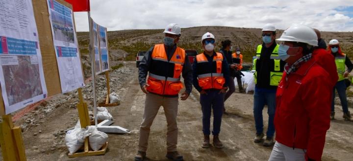 Plan de Obras Públicas contempla 3.408 ofertas de empleo en Arica y Parinacota